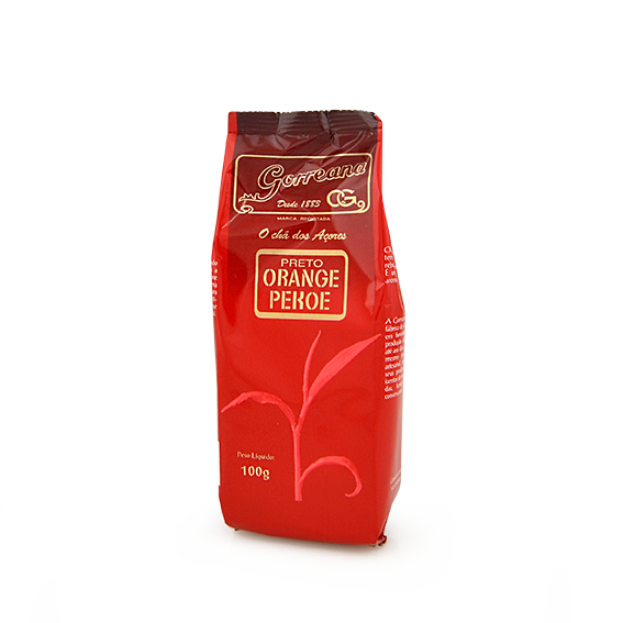 CHÁ ORANGE PEKOE GORREANA  100G