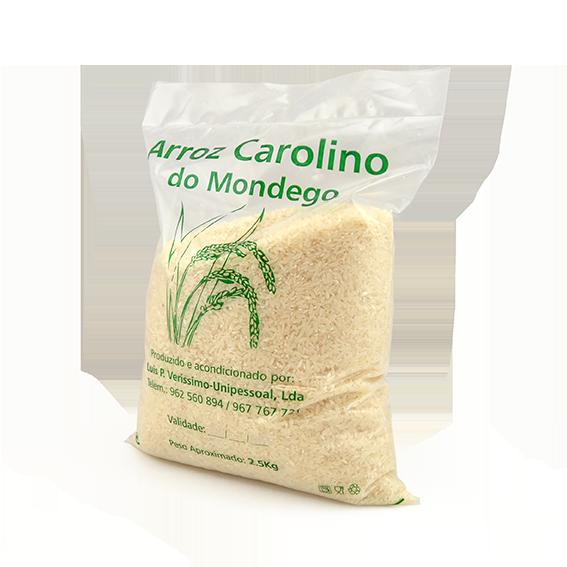 ARROZ CAROLINO MONDEGO 2,5KG